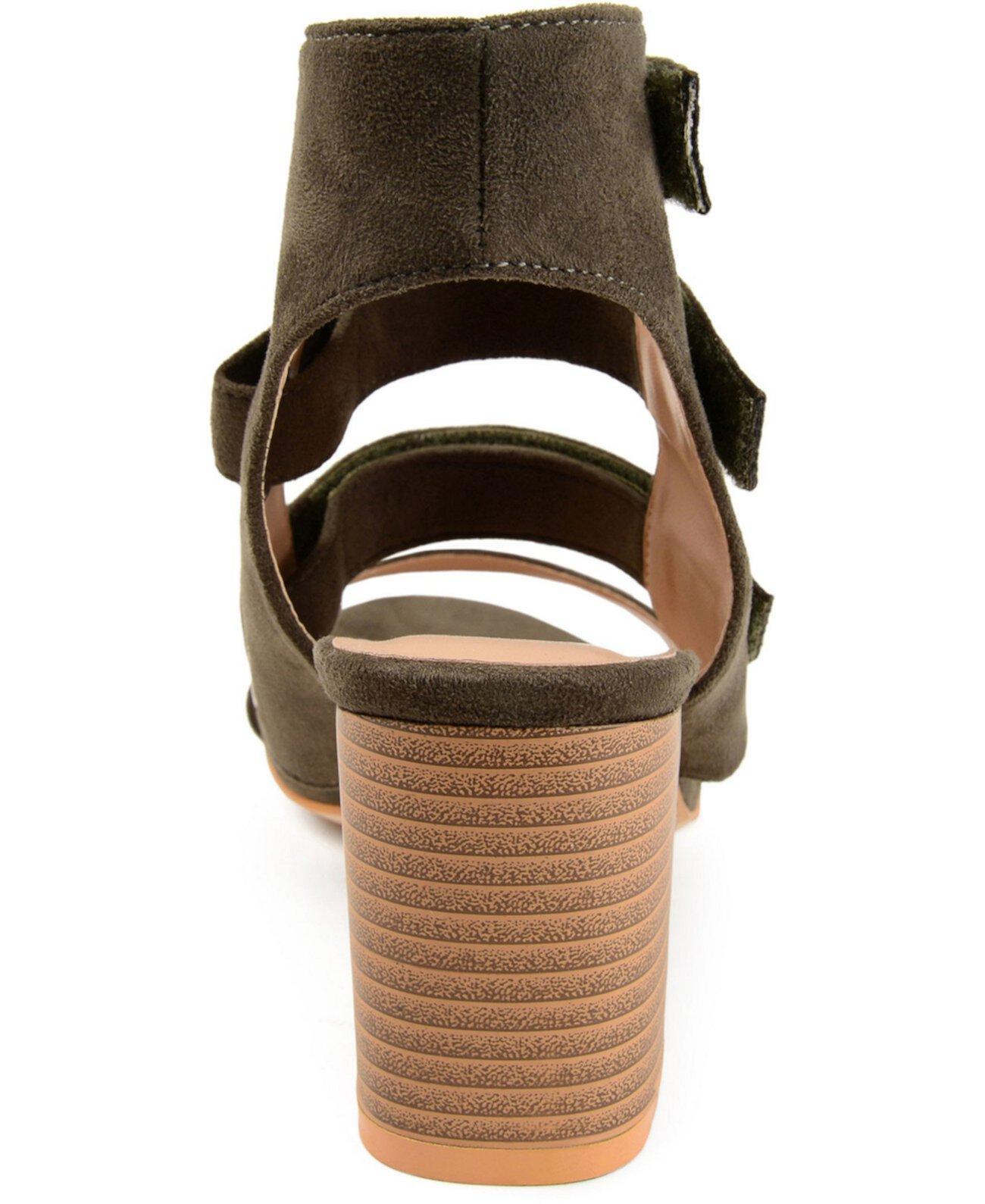 Женские сандалии Perkin Journee Collection