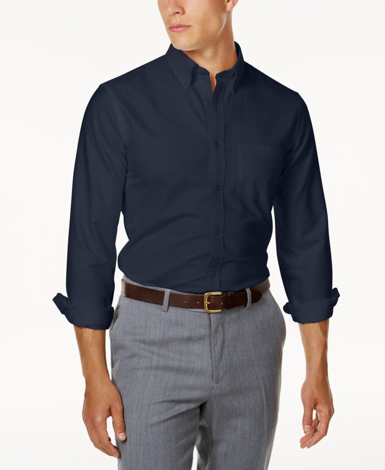 Мужская оксфордская рубашка Slim-Fit Brooks Brothers