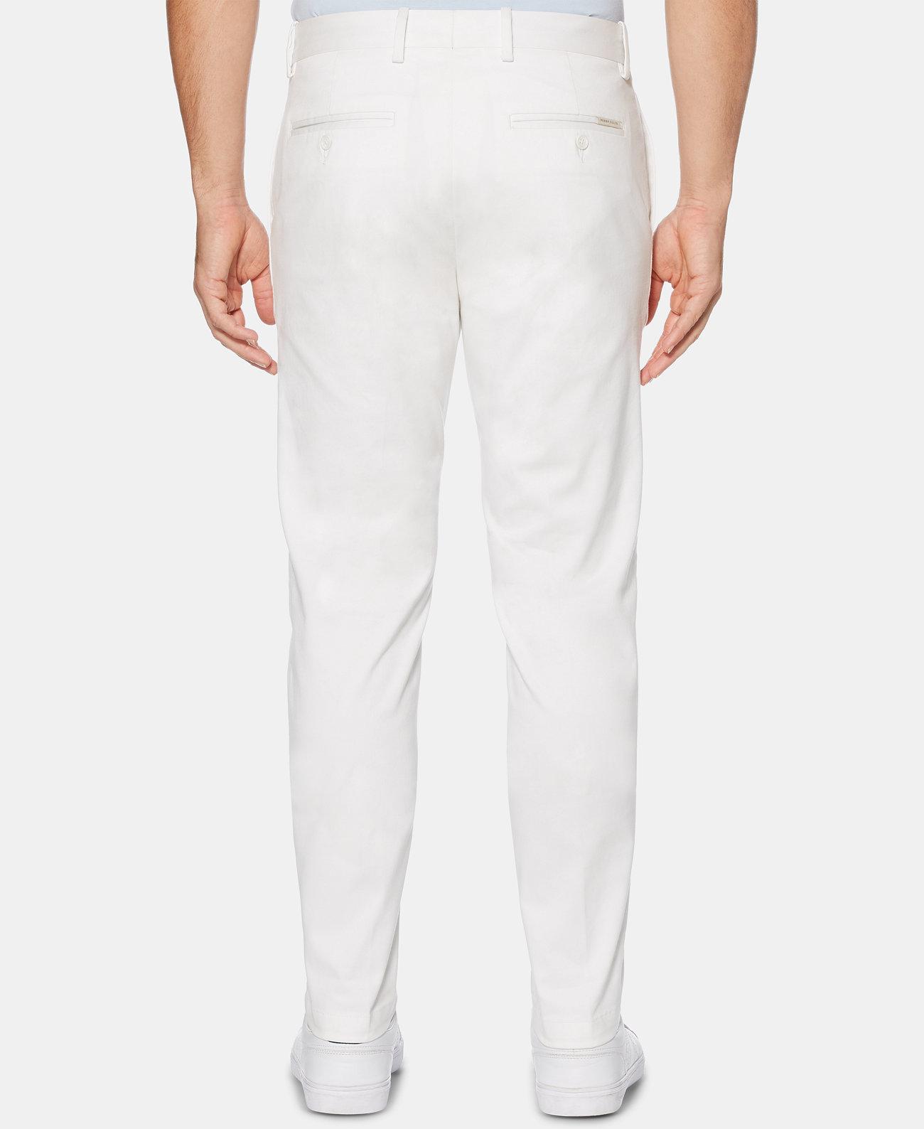 Мужские облегающие брюки чинос Perry Ellis