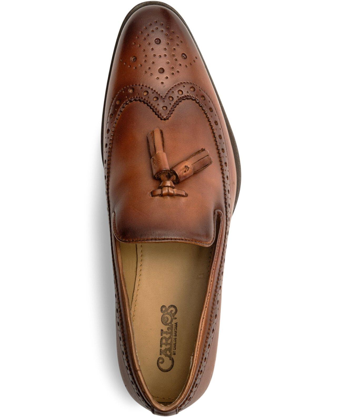 Sanders Tassel Loafer CARLOS by Carlos Santana