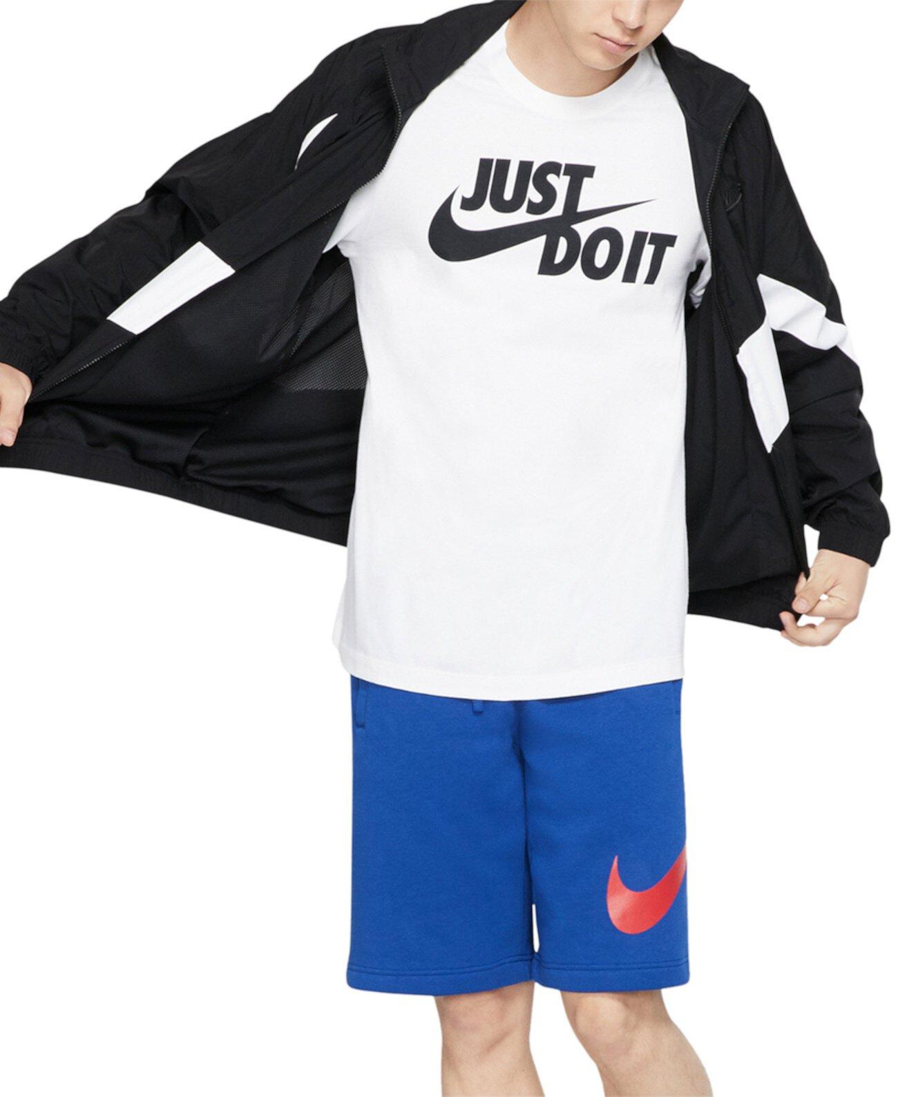 Мужская спортивная одежда Just Do It Футболка Nike