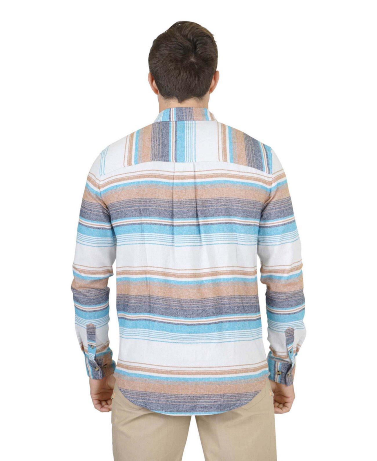 Фланелевая мужская рубашка Baja Mountain And Isles