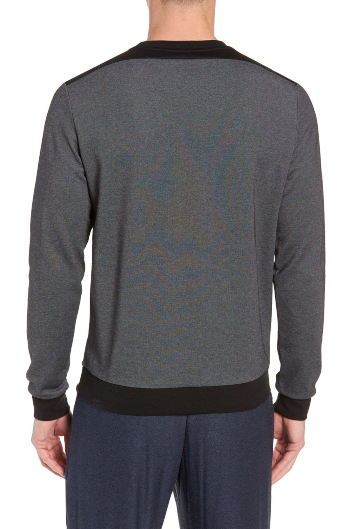 Спортивный свитер BOSS Hugo Boss