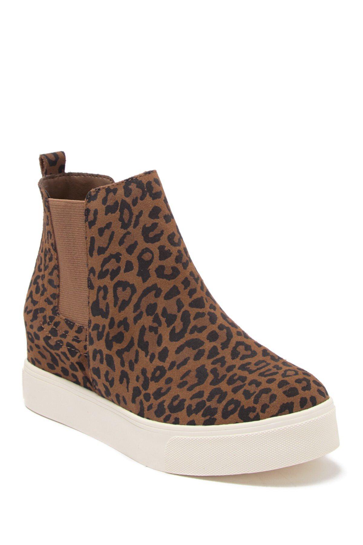Высокий кед со скрытым вырезом в стиле кеда Chelsea Sneaker J/Slides