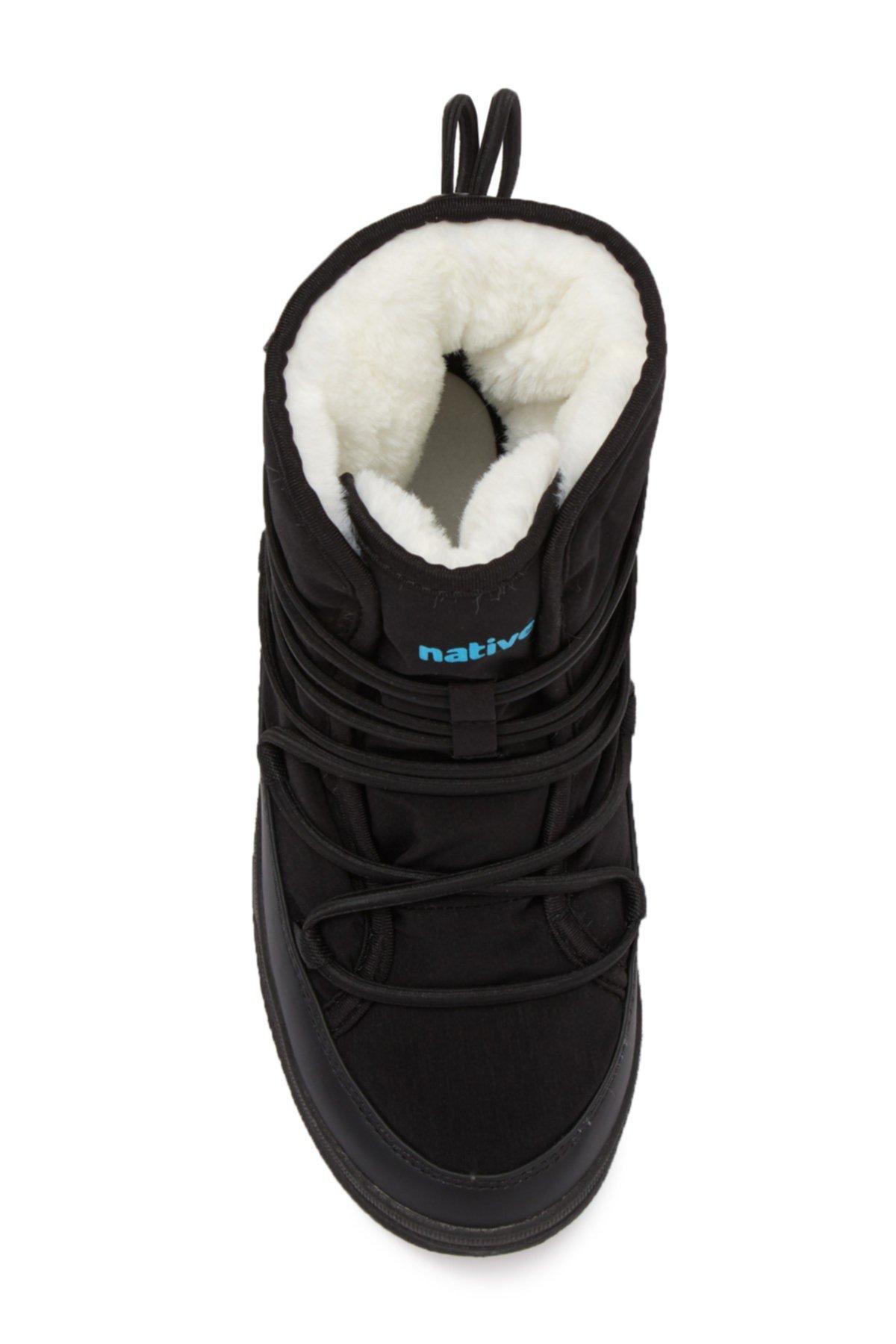 Водонепроницаемые ботинки на подкладке из искусственного меха Chamonix (маленький ребенок) Native