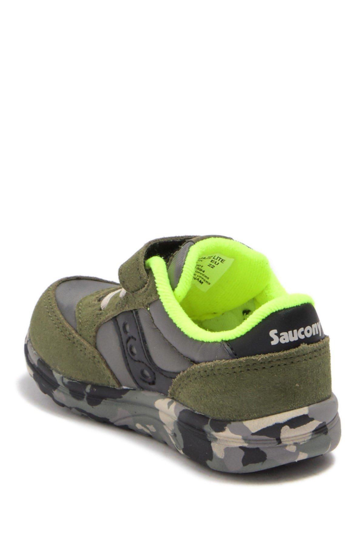 Джаз Lite Sneaker (Малыш) Saucony