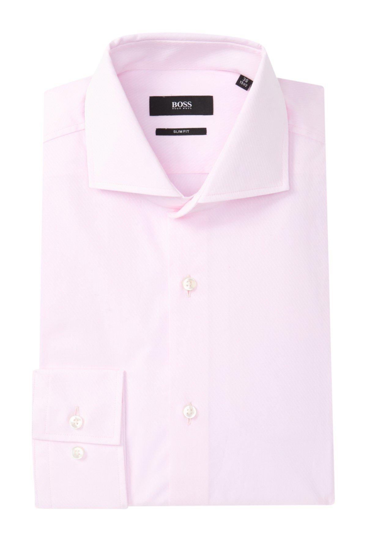 Jason Slim Fit классическая рубашка BOSS Hugo Boss