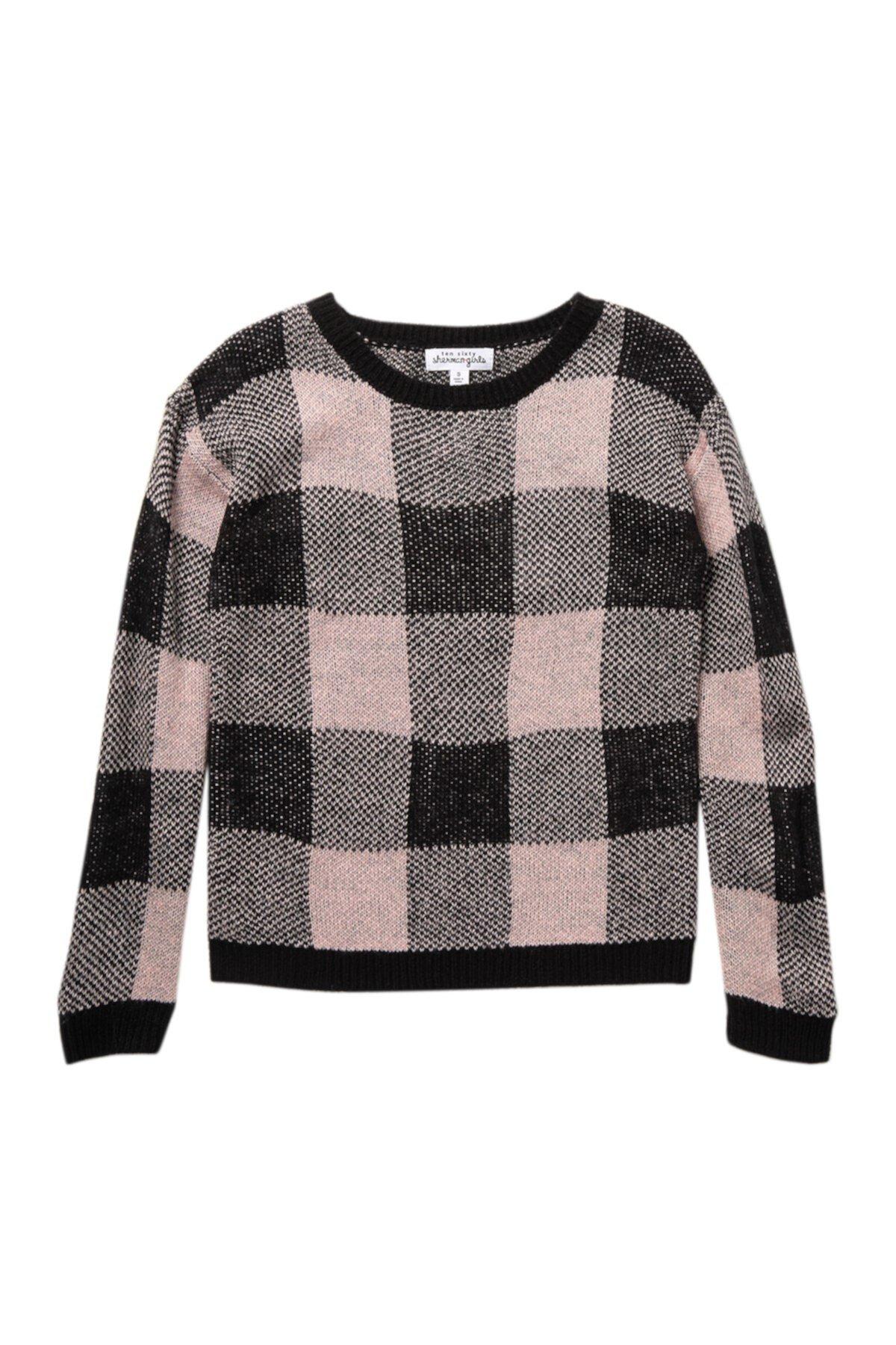 Пуловер с длинными рукавами Buffalo Sweater (Большие девочки) Ten Sixty Sherman