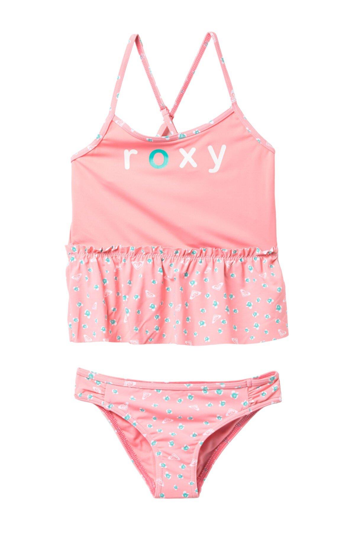 Набор танкини Splash Party (для малышей и маленьких девочек) Roxy