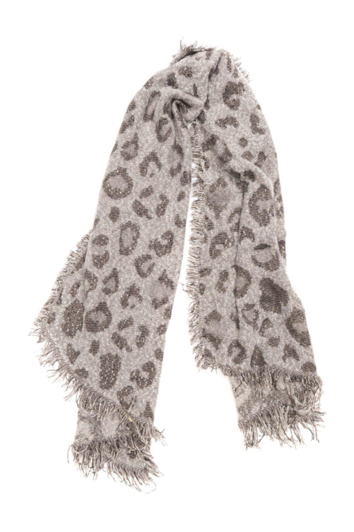 Обертка с блестками леопарда Collection XIIX
