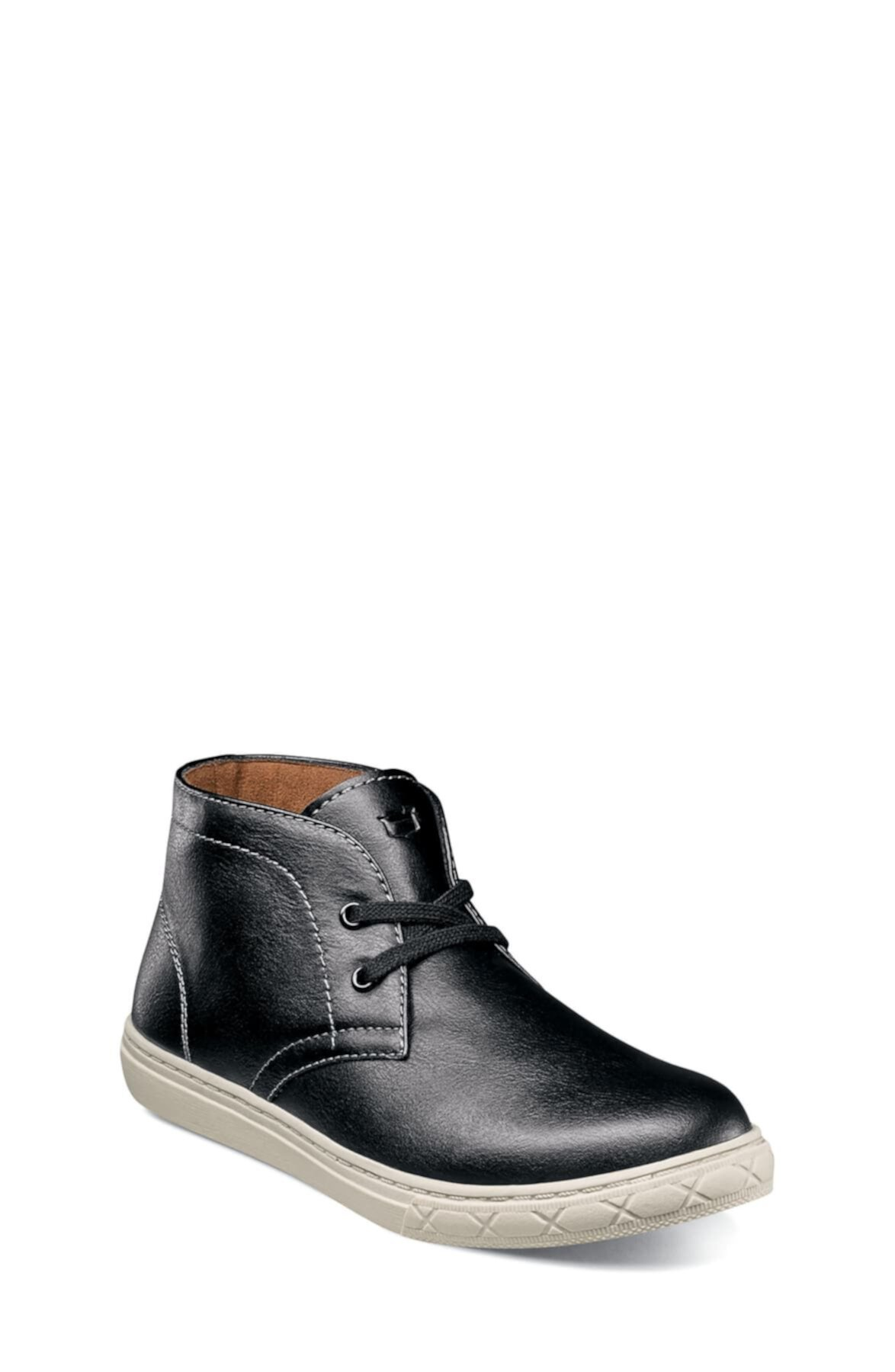 Кожаный ботинок Chukka Curb Jr. (для малышей, маленьких и больших малышей) Florsheim