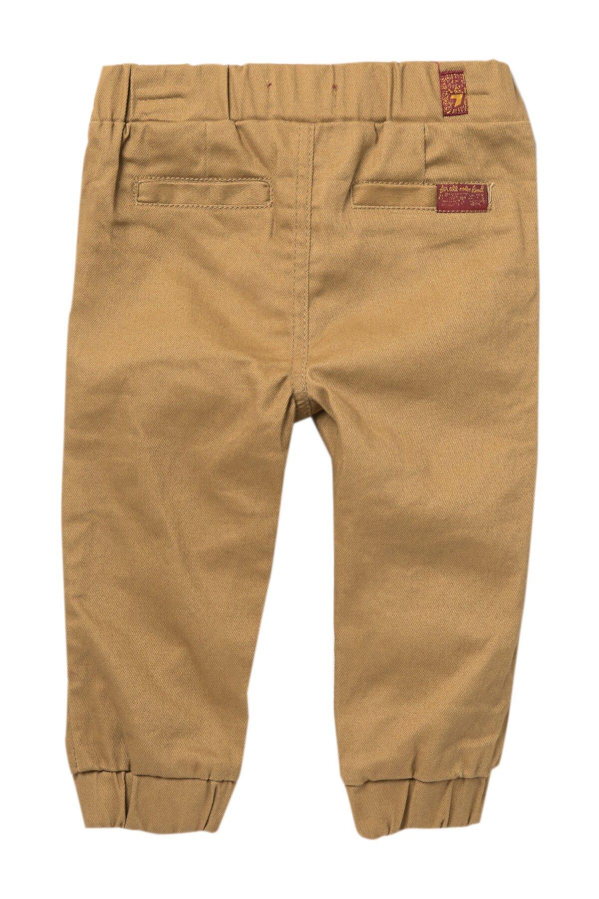 Комплект джинсовой рубашки и брюк (для мальчиков от 12 до 24 м) 7 For All Mankind