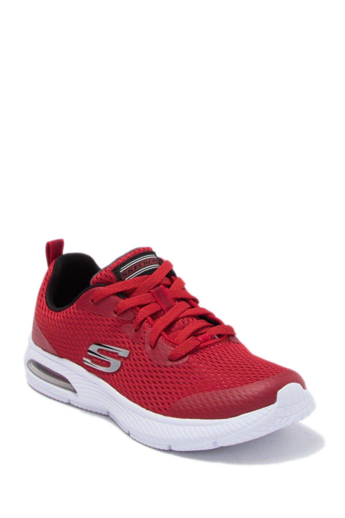 Dyna-Air Quick Pull Sneaker (Малыш, Малыш и Большой Малыш) SKECHERS