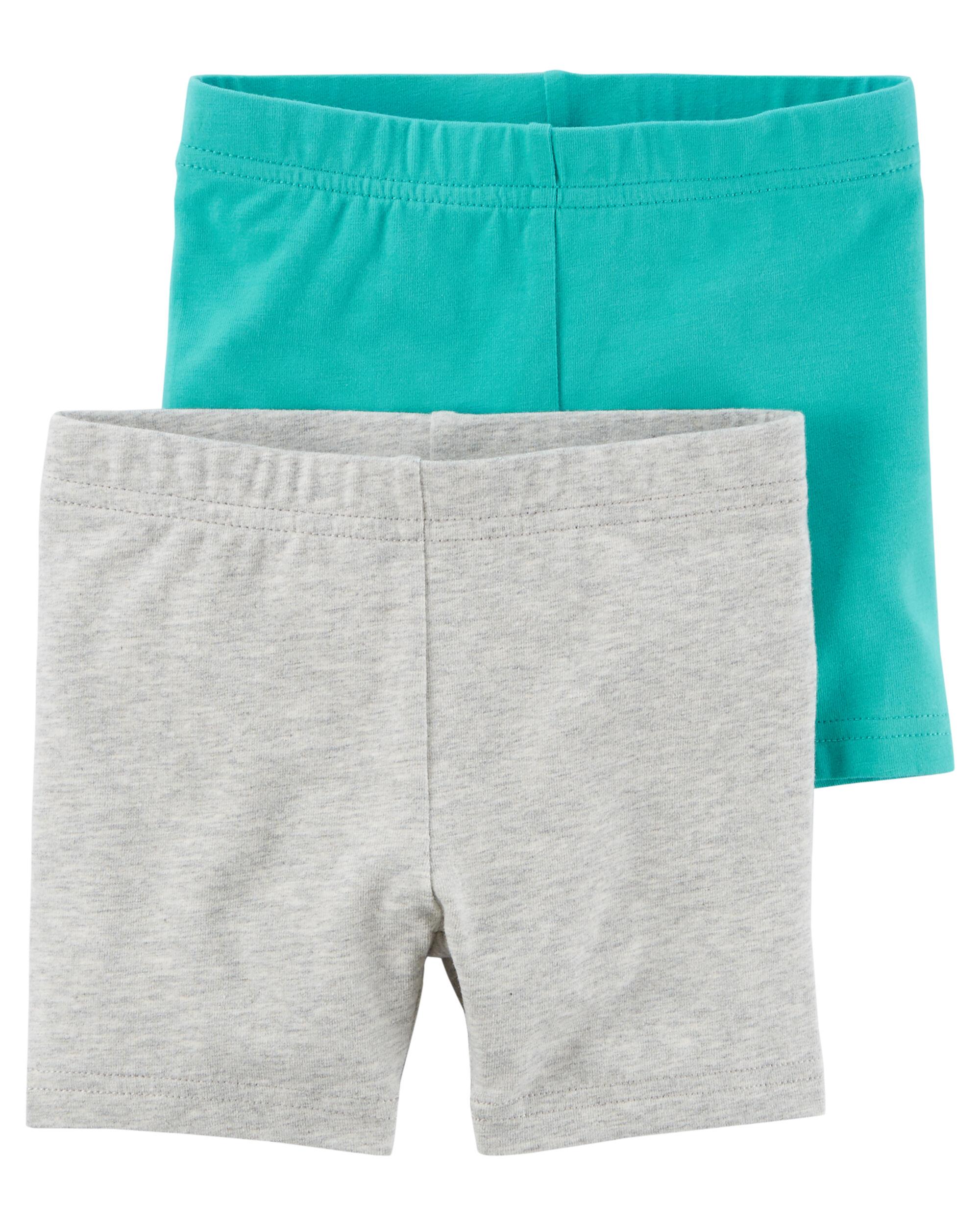 2-х шлепающие шорты Картера Carters