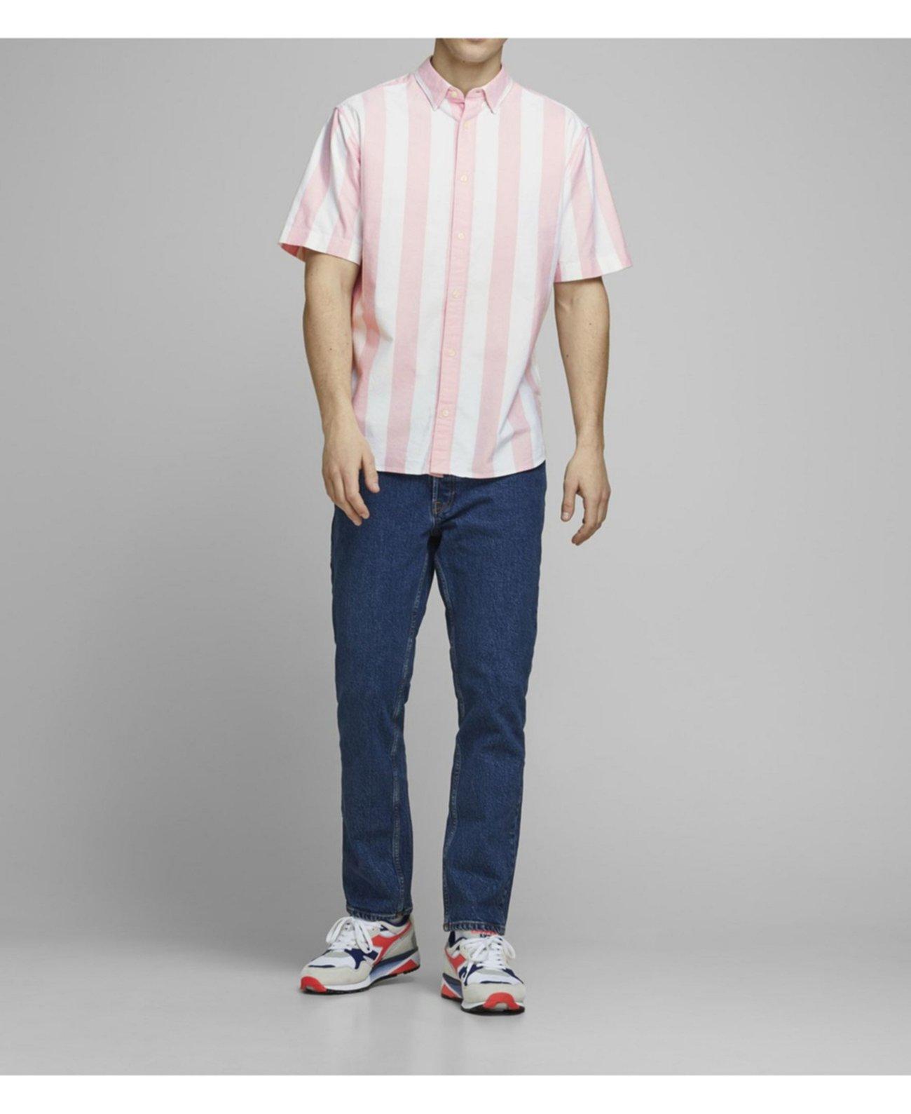 симс 4 рубашка с коротким рукавом