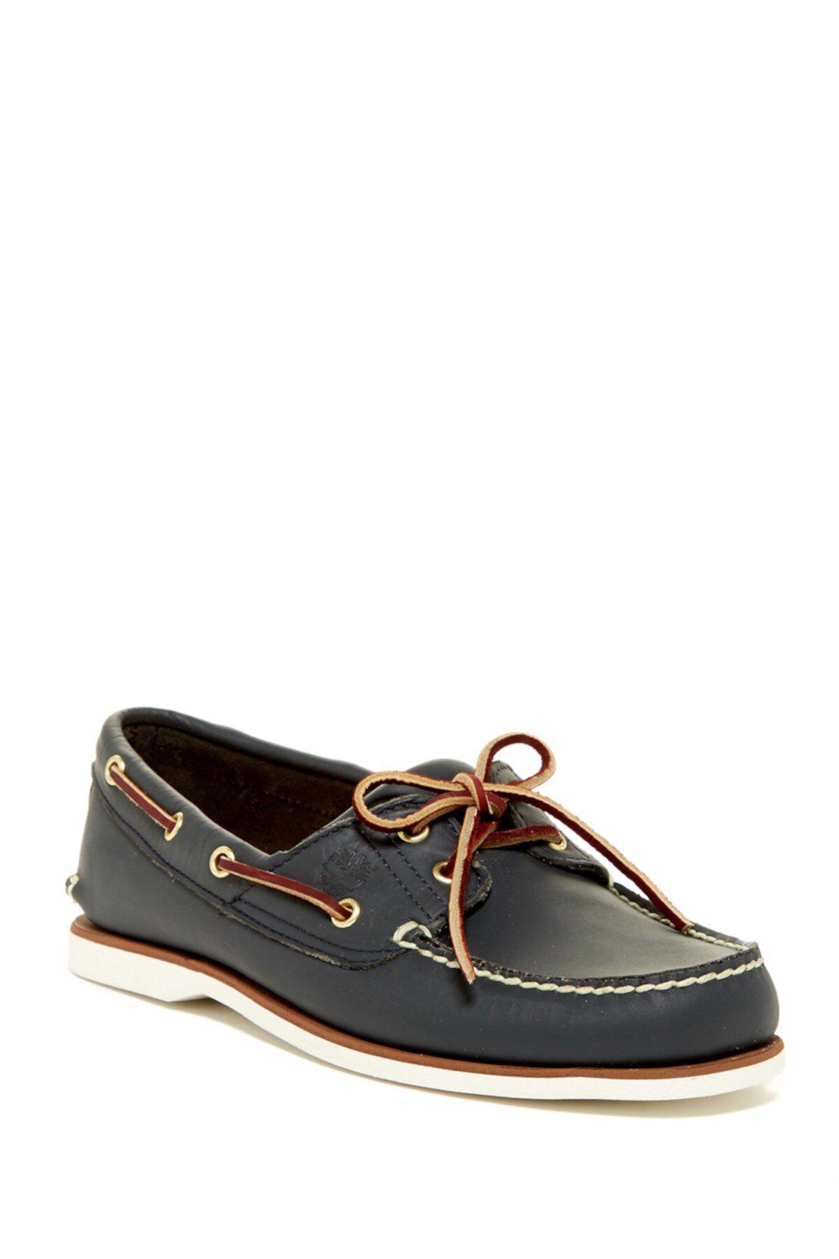 Классическая лодочная обувь Timberland